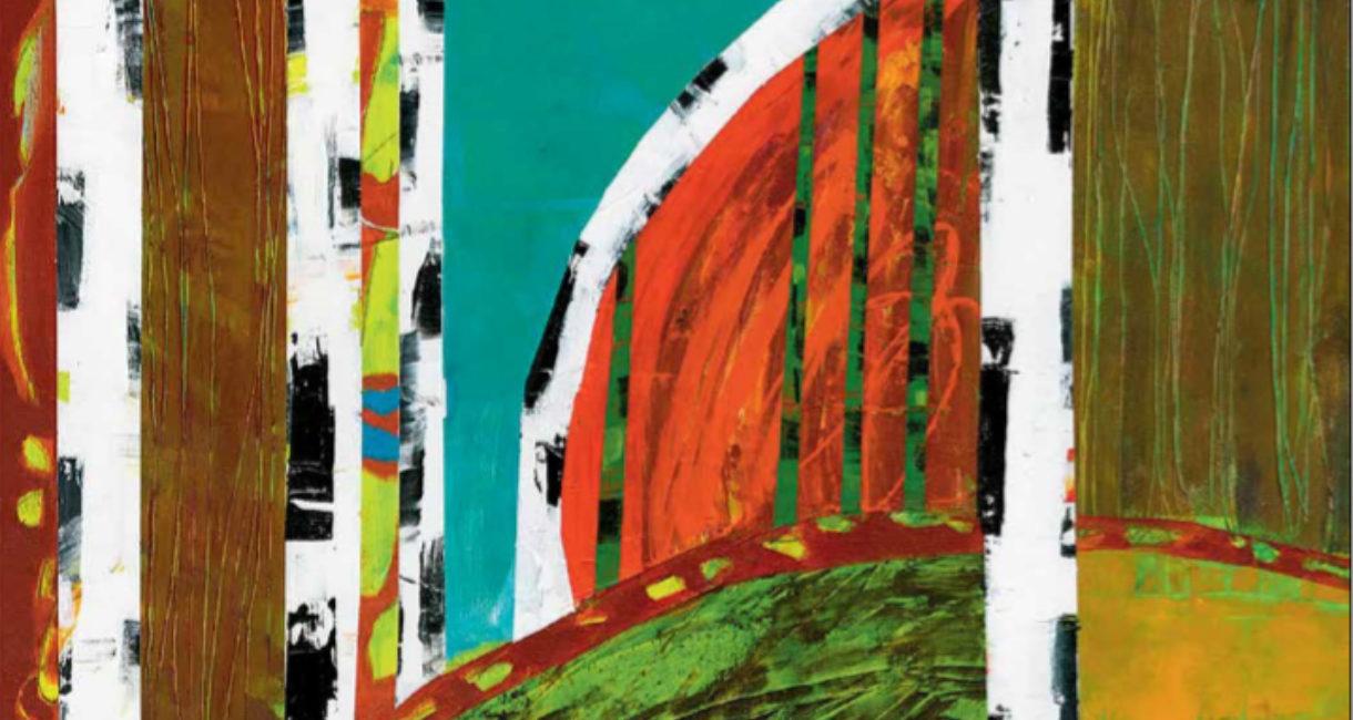 """Kotascape"" by Brad Kringen (2015 Annual Report Cover)"