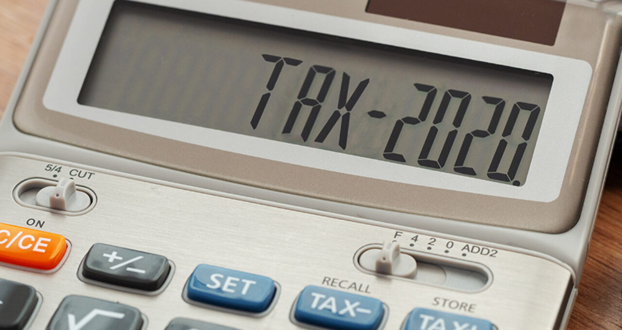 Preparing for the 2020 tax season