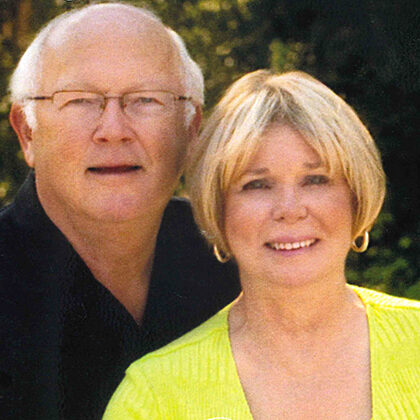 Garry and Dianne Jacobson