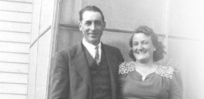 Hazel and Leo Reppert
