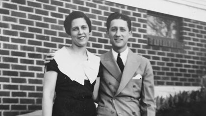 Dorothy and Louis Hurwitz