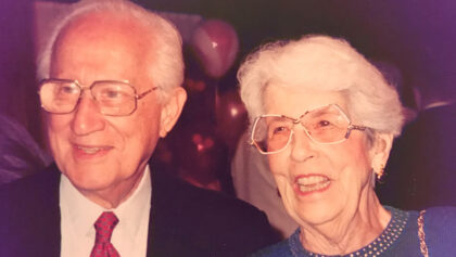 Louis and Dorothy Hurwitz