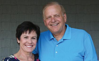 Linda and Kevin Nyberg