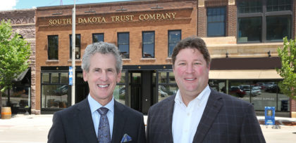 South Dakota Trust Company leadership.
