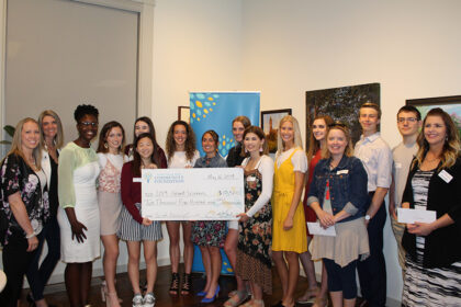 The Community Foundation's Youth Advisory Council