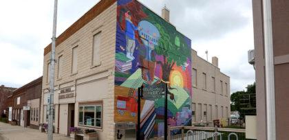 The Hartford Community Mural