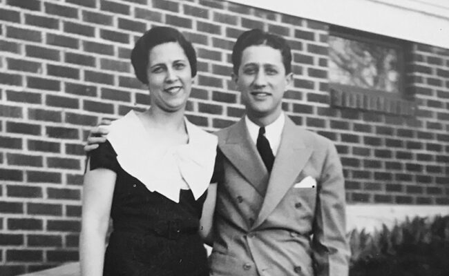 Dorothy and Louis Hurwitz
