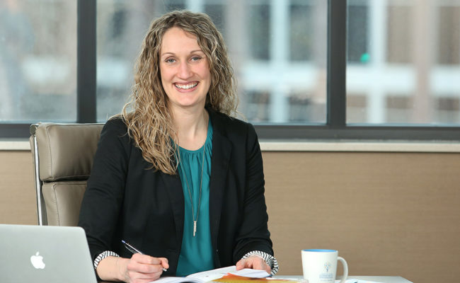 Mary Kolsrud, VP for Philanthropy