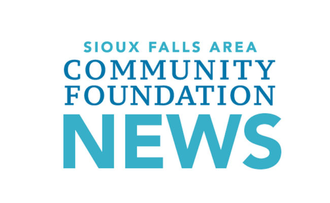 News from the Sioux Falls Area Community Foundation